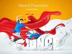 Energetic Dancer PowerPoint Template - http://www.youtube.com/watch?v=Cyy7K4BuWFk