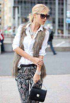 Welke Ketting bij welke Blouse - Lily's Fashionblog