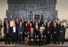 La trama para reemplazar a Netanyahu