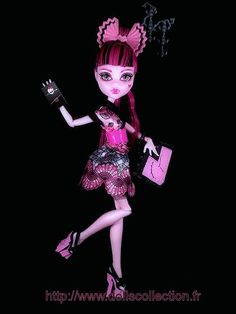 Monster High ma collection - Monster Exchange Draculaura