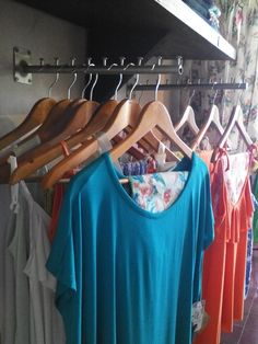Ref. Luna www.angelapuerto.com Colombia Clothes Hanger, Store, Colombia, Coat Hanger, Clothes Hangers, Clothes Racks