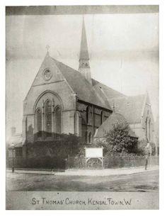 St Thomas' Church, Kensal Road