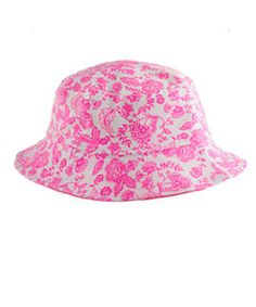 View details of Pink Floral Fisherman's Hat