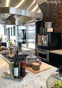 a chef's dream kitchen | professional chef, hgtv and kitchens