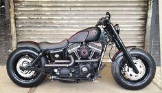 Wild Bunch Industries Custom Harley Davidson Fat Bob