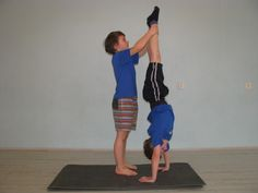 kids acrobatics