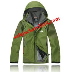 Sale The North Face Gore Tex XCR Green Jackets Men