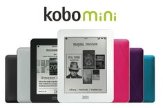 Kobo Mini Now Available at Major Canadian Retailers