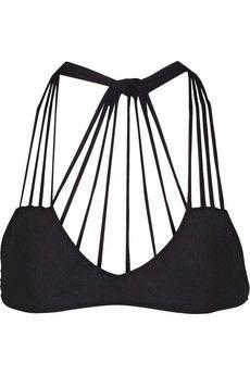 Mikoh Banyans Bikini-Oberteil mit Bändern | NET-A-PORTER