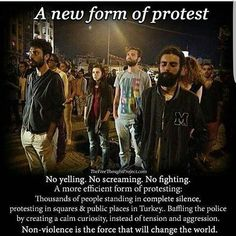 #peace #peacefulprotest #bethechange #respect #humanrights #unity #united
