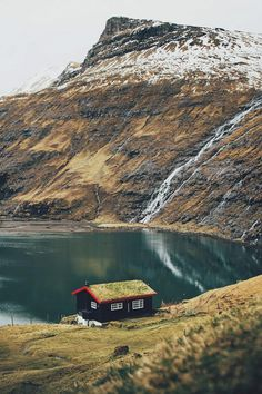 Faroe Islands, the perfect location to get away from it all