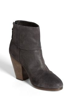 rag & bone 'Newbury' Bootie available at #Nordstrom- such a versatile color!