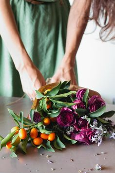 grayskymorning:  Yasmine Floral Design