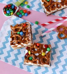 Everything Bars -- sweet, salty and only FIVE ingredients!!