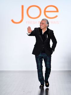 The man that started it all: Joe Fresh - Joseph Mimran