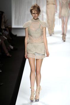 Fendi at Milan Fashion Week Spring 2010 - Runway Photos