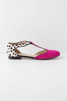1028b39a70a love the look of these Polka Dot Shoes