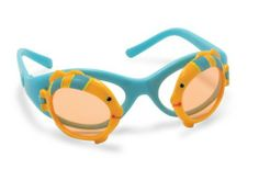 Melissa & Doug Finney Fish Flip-Up Sunglasses by Melissa & Doug. $6.24. From the Manufacturer                Colorful and detailed, these Finney Fish sunglasses have swivel hinges to provide UV protection when needed for those long, sunny days of spring and summer. A fashionable accessory in any weather.                                    Product Description                Soak up the sun in safety and style with the Sunny Patch Finney Fish Flip-Up Sunglasses from Melissa...