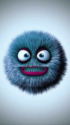 Furry Thing Wallpaper Miscellaneous Other Wallpapers) – Wallpapers HD Crazy Wallpaper, Smile Wallpaper, Cute Girl Wallpaper, Cute Disney Wallpaper, Emoji Wallpaper Iphone, Cartoon Wallpaper Hd, Funny Wallpapers, Emoticons, Smileys