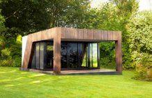 Arquitectura perfecta para una casa de fin de semana en una parcela escondida...frente al mar