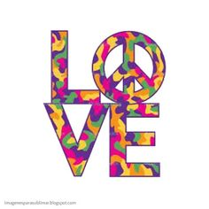 Imagenes para Sublimar Diy Bow, Diy Hair Bows, Love, Rock And Roll, Symbols, Peace, Letters, Girls, Ideas