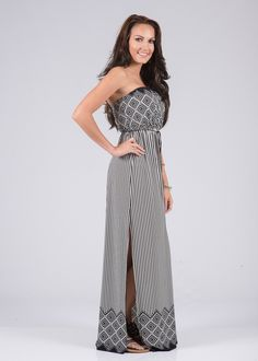 The Bees Knees Maxi-Dress