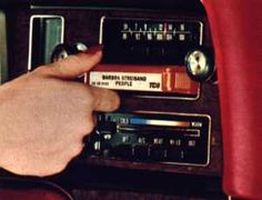 8-Track tapes - had to listen to the whole tape before hearing your favorite song again!