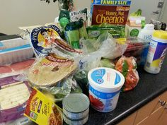 shopping for two and eating clean on a budget