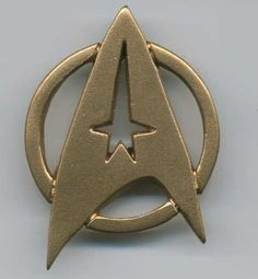 Star Trek The Motion Picture (1979) Casual Chest Communicator Comm Badge Pin on Etsy, 72:64 kr