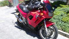 My bike on spain...