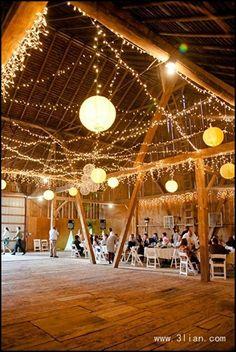 Die 38 Besten Bilder Von Scheunen Hochzeit Beleuchtung Deko