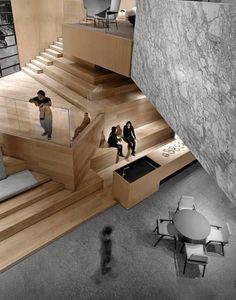 eloisemoranenjoy - 0 results for architecture Design Entrée, Lobby Design, Design Studio, House Design, Design Trends, Lobby Interior, Interior Stairs, Design Commercial, Commercial Interiors