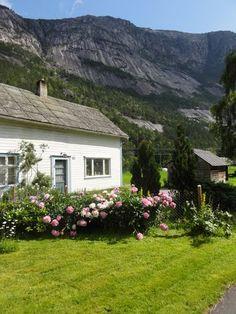 Hæreid , Eidfjord in Hordaland