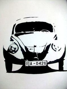 vw bug graphic