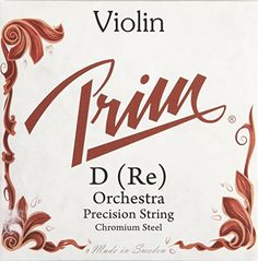 Prim Violin Strings E Heavy Gauge *** Check out the image by visiting the link.Note:It is affiliate link to Amazon.