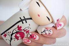 japan nail art & #balbcare
