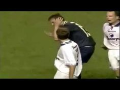 Worst Faked Soccer Injury Ever