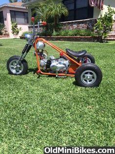 Mini street 3 wheeler