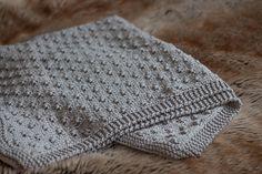 Ravelry: Knot Stitch Baby Blanket pattern by Beth Michon