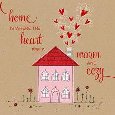 Warm Cozy Home