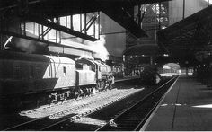 43065  at Nottingham Victoria Station, 25/8/64 by Annesley Fireman, via Flickr