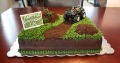 atv birthday cake                                                                                                                                                     More