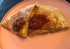 Reggeli quesadilla   Henrietta Török receptje - Cookpad receptek Quesadilla, Tacos, Mexican, Ethnic Recipes, Food, Quesadillas, Essen, Meals, Yemek