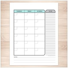 Downloadable Family Chore Chart Template | making one for ...