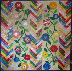 DIY Nation: Ribbon recycling « HORSE NATION  Horse Quilt