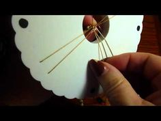 Kumihimo with Lampwork.MOV- how to add a focal bead