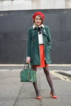 La Petite Anglaise blogger, Ella Catliff covers LCM AW15 Day 1 ft Topman, MAN, Christopher Shannon and Aquascutum