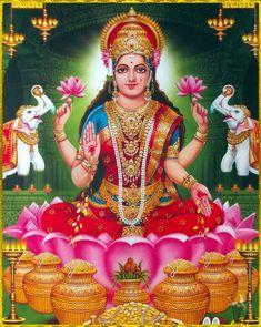 Goddess lakshmi devi images Upon the arrival of Diwali, it is a custom to venerate Goddess Lakshmi and Lord Ganesha togeth Indian Goddess, Goddess Art, Goddess Lakshmi, Divine Mother, Mother Goddess, Lord Ganesha, Lord Shiva, Navratri Puja, Lakshmi Images