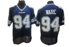 blue DeMarcus Ware jersey, Nike Dallas Cowboys #94 Elite jersey  ID:9603683  $23