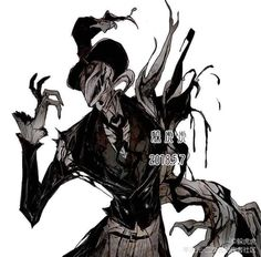 Read from the story Góc quằn Identity V by hyhyvy (Player) with reads. Laughing Jack, Character Concept, Character Art, Akira, Monster Concept Art, Identity Art, Character Design Inspiration, Fire Emblem, Dark Art